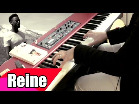 🎹 DADJU - Reine ( Piano Cover )