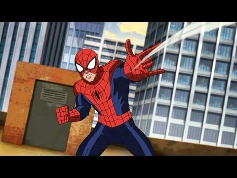 Человек паук мультфильм 10 серия