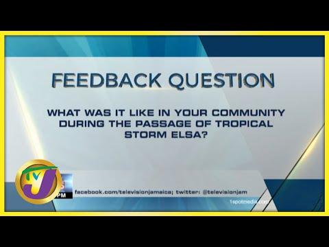 Feedback Question   TVJ News - July 5 2021