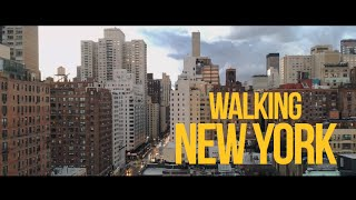 Walking New York