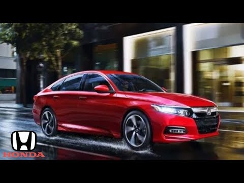 💥 2019 Honda Accord - Interior, Exterior and Drive of the Excellent Sedan !!