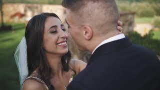 Lauren & Andrew Wedding Highlight  //  Bella Collina