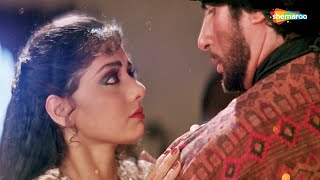 तू न जा मेरे बादशाह | अमिताभ बच्चन | श्रीदेवी | Khuda Gawah - HD Lyrical | Bollywood Hit Song