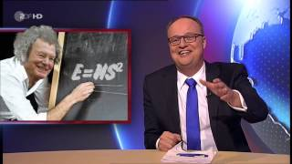 sehenswert !  Heute-Show ZDF 28.03.2014 - Folge 144