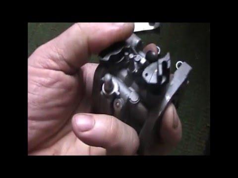 видео: Карбюратор стационарного двигателя 6,5 л.с. 6 лет эксплуатации