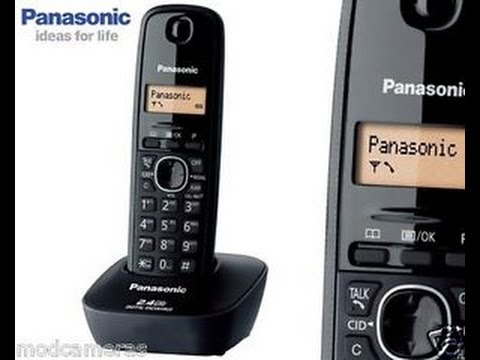 Panasonic KX-TG3411SX/SXH 2.4 GHz Digital Cordless Phone Quick Unboxing {Hindi/urdu}