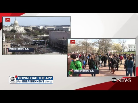 How to Watch 'March For Our Lives' Live #MarchForOurLives