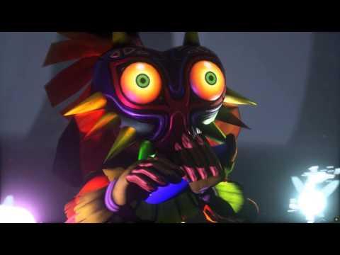 Unreal Engine 4 [4.11] Zelda Majoras Mask Opening Cutscene