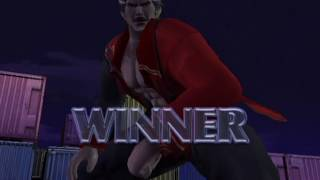 The King of Fighters: Maximum Impact (PlayStation 2) Story as Duke