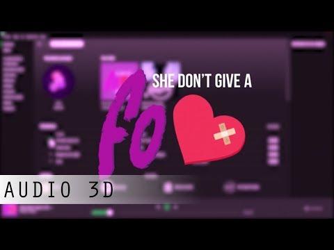 Duki - She Don't Give a FO (ft. Khea) Prod. Omar Varela (3D AUDIO) Use audífonos!