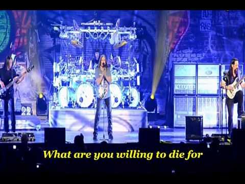 Dream Theater - Illumination theory - Part I ( Live at Rome ) - with lyrics