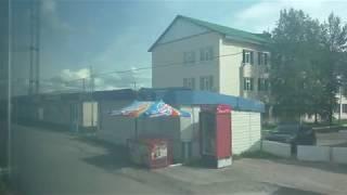 Поездка на поезде от Москвы до Воркуты  2 СЕРИЯ