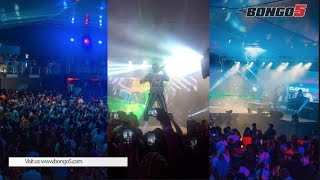 FULL VIDEO: Diamond avamia show ya Davido / Aslay, Ruby, The Mafik & Nandy USIPIME