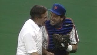 1988 ASG: Vice president Bush throws out first pitch