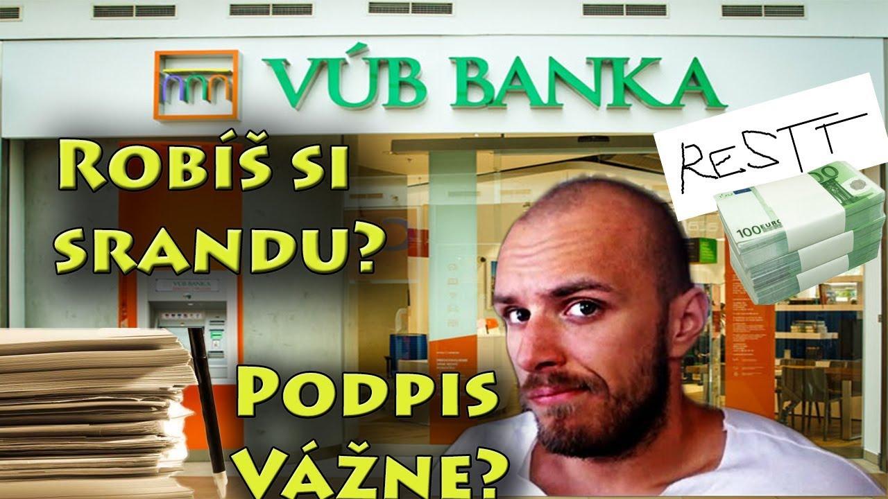 Rozmenit peniaze v banke