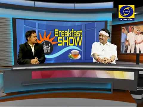 Breakfast Show with Kodi Ramakrishna