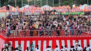 Bon Odori 2012 - 1st Song