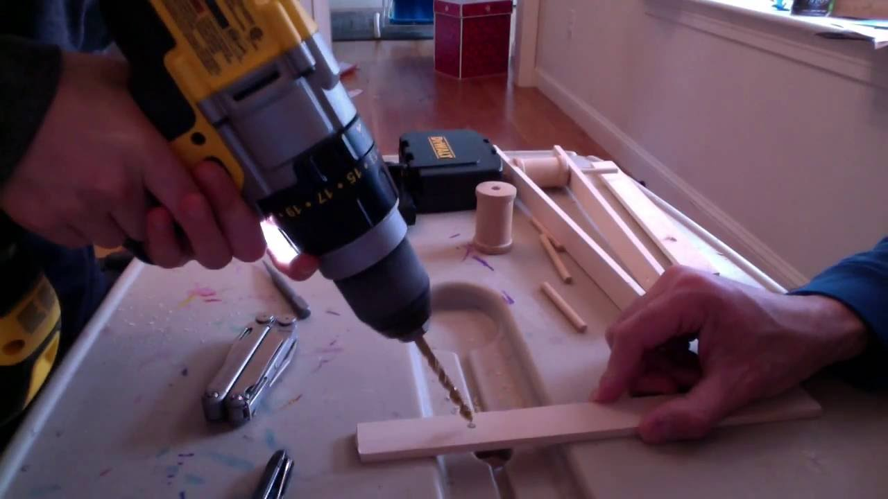 how to build a simple machine project