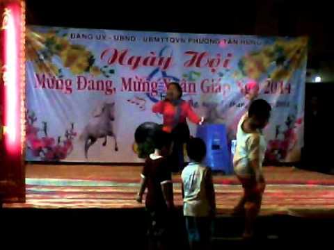 Ve Que An Tet phuong Tan Hung, q7