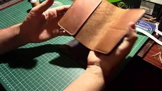 видео кожу растительного дубления