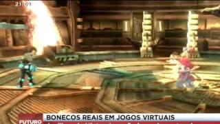 """""""Futuro Hoje"""", da SIC, vem conhecer o videojogo """"Micro Dinos"""" da Science4you"""