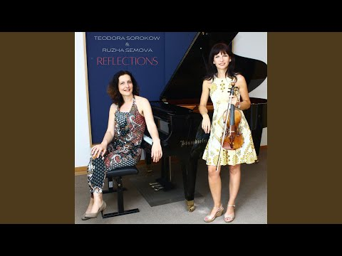 Sonata for violin and piano, No. 1 in A Major, Op. 13; I. Allegro molto
