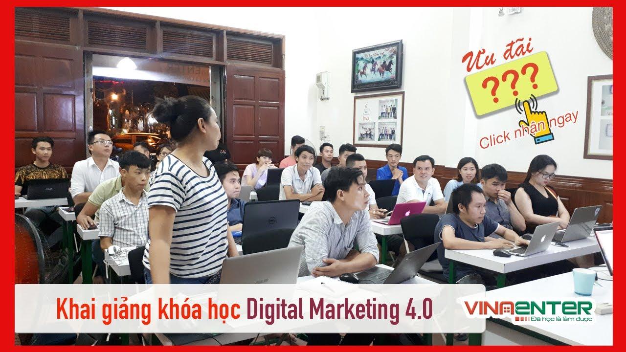 Khóa học Digital Marketing – Facebook ads, Google ads, Zalo ads
