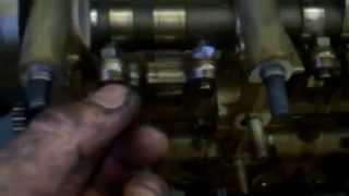 2007 Honda CRV Cylinder Head Job, How to tell if the valves are bent the easy way