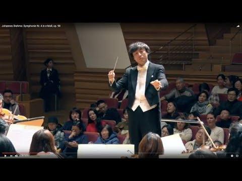 Johannes Brahms: Symphonie Nr. 4 in e-Moll, op. 98
