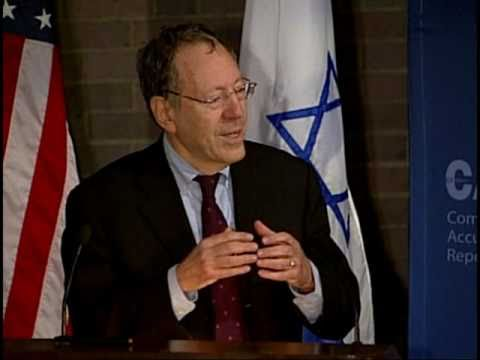 Irwin Cotler (pt. 1 of 4) at CAMERA conference, Oct. 2010