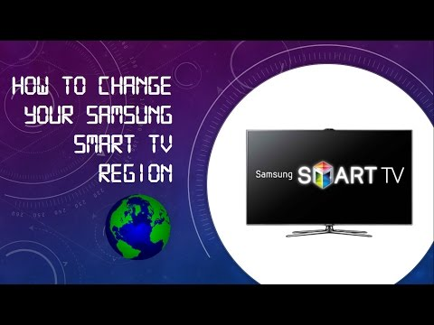How To Change Your Samsung Smart TV Region Or Country To Install Extra Apps