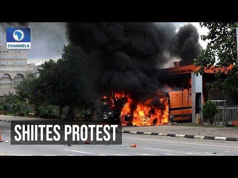 Violence As Police Disperse Shiites Protesters In Abuja