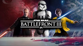 Star Wars Battlefront 3 Could Be The BEST Star Wars Game Ever!
