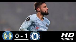 Download Video Bate Borisov - Chelsea 0-1 Highlights & Goals - HD MP3 3GP MP4