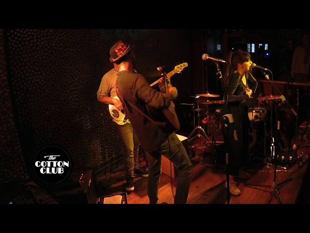 TeCanela en directo en Cotton Club Bilbao Café