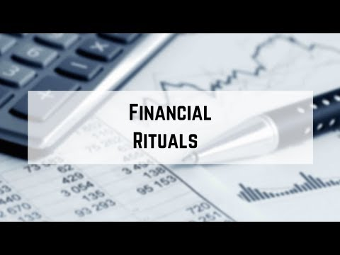 Financial Rituals of Successful Real Estate Investors & Business Owners