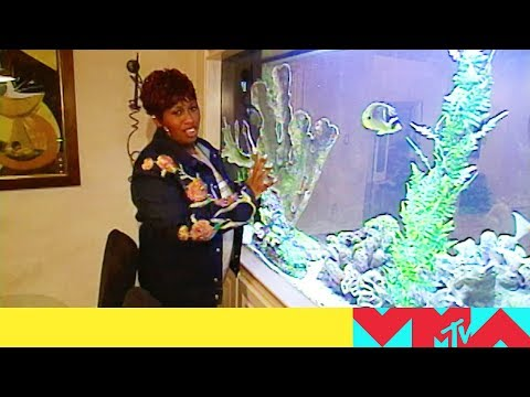 Missy Elliott&39;s 1st Episode of MTV Cribs  TBT