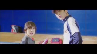 Click Your Heart MV (Minah & Rowoon)  |  Shower