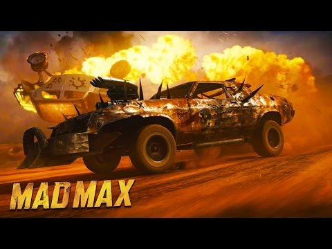 MAD MAX Hunting for Bodies Walkthrough Part 4 - Mad Max Let's Play Live Stream