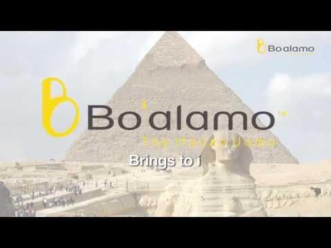 Egyptian Giza cotton by Bo'alamo
