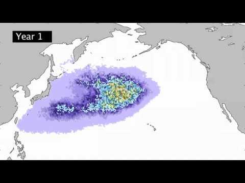 Japan Tsunami debris tracked across Pacific Ocean