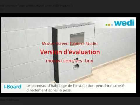 Montage habillage I Board WEDI - YouTube