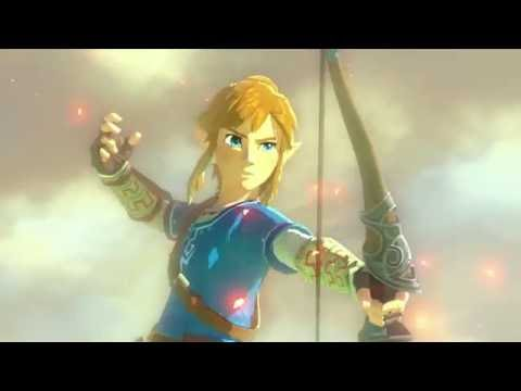 THE LEGEND OF ZELDA: BREATH OF THE WILD | SINS OF THE FATHER Trailer (Fan Made)