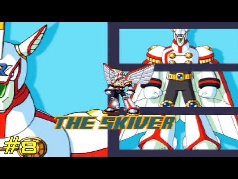 Mega Man X5 [100% Run] - Part 8: Destroy The Time Bombs! [The Skiver & Dynamo 2nd]
