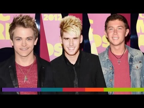 Hottest Men at the CMT Music Awards 2012!