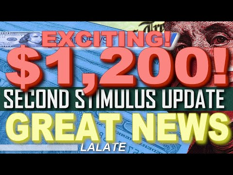 FINALLY! SECOND STIMULUS CHECK BILL VOTE DAY! | SSI SSDI SSA VA | Second Stimulus Package GREAT NEWS