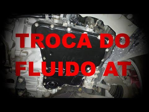 Cambio AT sobre a troca do fluído do NISSAN TIIDA, LIVINA