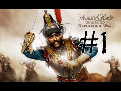 M&B - Warband / Napoleonic Wars (Türkçe) #1 - Kale Savaşları