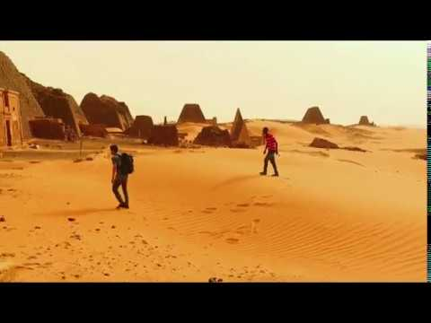 BBC Travel Show - The 'forgotten' pyramids of Sudan