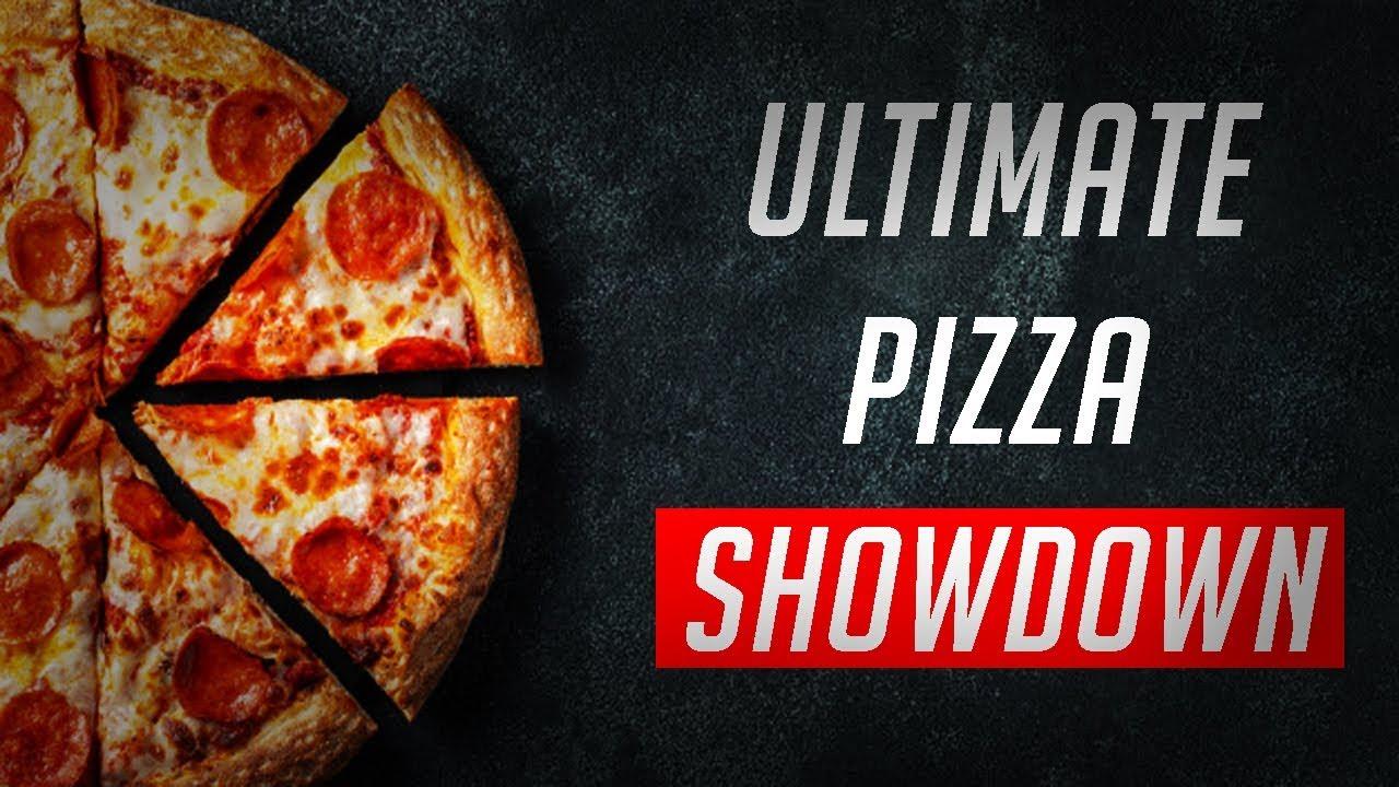 Ultimate Pizza Taste Test (Swimming Pool Edition)